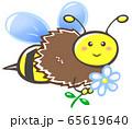 みつばち~お花バージョン~ 65619640