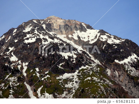 北アルプスの玄関 焼岳2455m 65628131