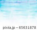 水彩 テクスチャー 虹色 バーチャル背景 65631878