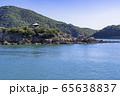鞆の浦の仙酔島 65638837