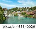 スイス ベルン アーレ川 65640029