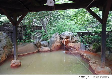奥飛騨温泉郷(新緑の平湯温泉) 65649665