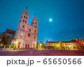 Night view of St. Michael's Cathedral 65650566