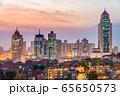 Evening view of Qingdao 65650573
