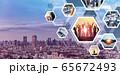 ビジネスネットワーク 65672493