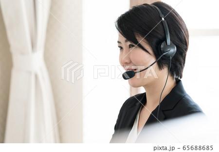 女性 インカム カスタマーサービス 65688685