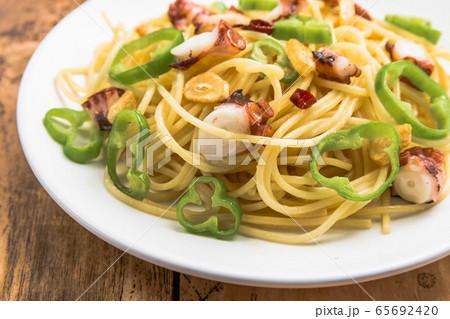 蛸スパゲッティ 65692420