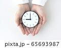 時間の管理イメージ―九時 65693987