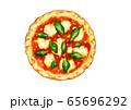 ピザ~マルゲリータ 65696292