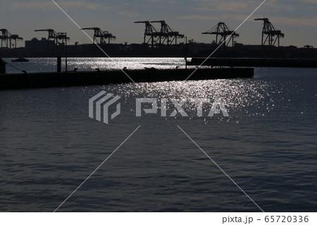 船着き場 65720336