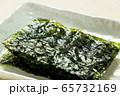 韓国海苔。 65732169