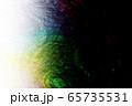 虹色の繊維模様の布地風イメージテクスチャ 65735531