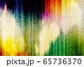 虹色の縞模様の和紙イメージテクスチャ 65736370
