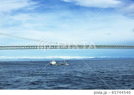 明石海峡大橋 65744540