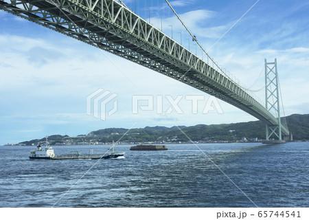 明石海峡大橋 65744541