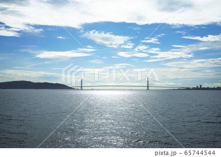 明石海峡大橋 65744544
