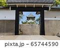 大阪城  65744590