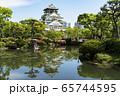 大阪城  65744595