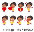 cute type african mom_love 65746902