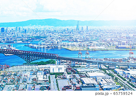 大阪ベイエリア 65759524