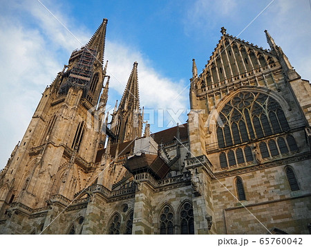 ドイツ レーゲンスブルク 大聖堂 65760042