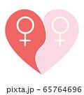 Gender signs in heart homosexual relationship 65764696