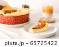 バスクチーズケーキ 65765422