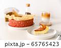 バスクチーズケーキ 65765423