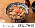 牛丼 65817945