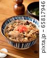 牛丼 65817946