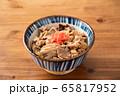 牛丼 65817952
