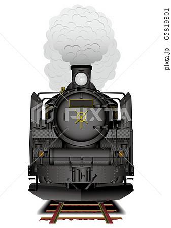 蒸気機関車イメージ 65819301