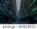 映画のロケ地にもなった香港マンション 65829531