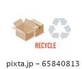 リサイクル 65840813