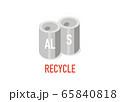 リサイクル 65840818