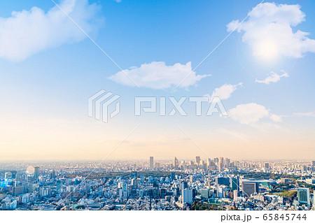 都市風景 65845744