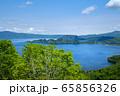 新緑の十和田湖 65856326