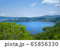 新緑の十和田湖 65856330