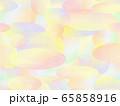楕円とグラデーションのシームレスな背景1 65858916