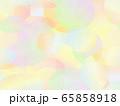 楕円とグラデーションのシームレスな背景3 65858918