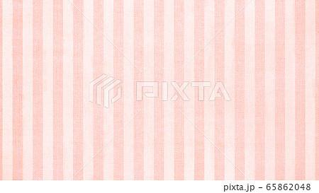 背景-布-ピンク-ストライプ 65862048