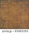 背景素材シリーズ---グランジ ブラウン 植物柄 65865263