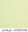 背景素材シリーズ---グリーン チェック模様 65865266