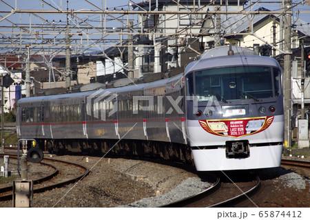 西武池袋線:10000系電車・回送(引退マーク車) 65874412