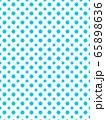 フレーム 枠 水玉模様 ドット 水玉 ドット模様 点描 ドット柄 ドット背景 65898636
