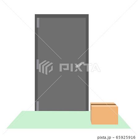 置き配 玄関先 65925916