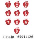 りんごナンバー 65941126