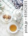 コーヒーマカロンとチョコレートマカロン 65952855
