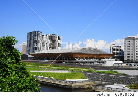 5月 江東198有明体操競技場・2020東京オリンピック会場 65958952