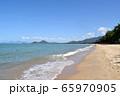パームコーブのビーチ 65970905